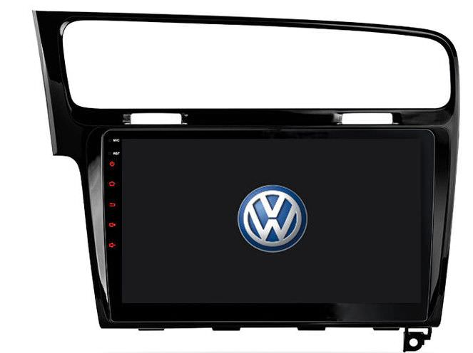 VW GOLF 7 Android 9 autorádio s WIFI, GPS, USB, BT