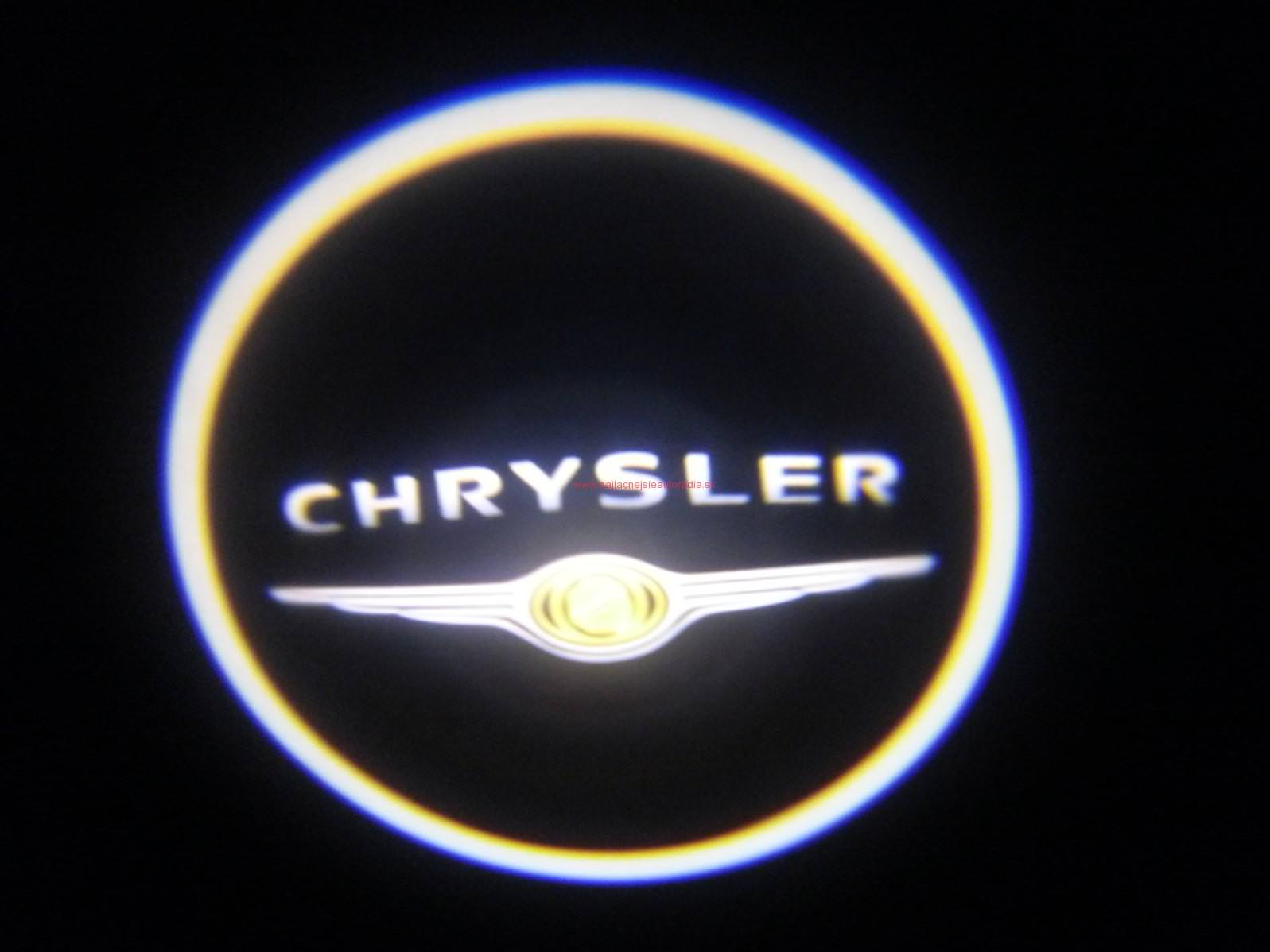 LED PROJEKTOR CHRYSLER