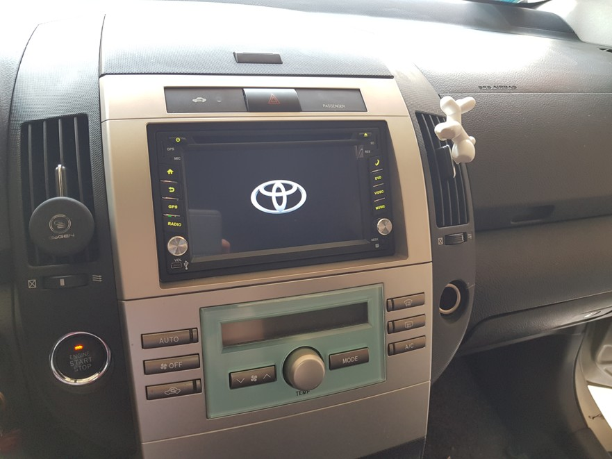 Toyota Corolla Verso Android 9