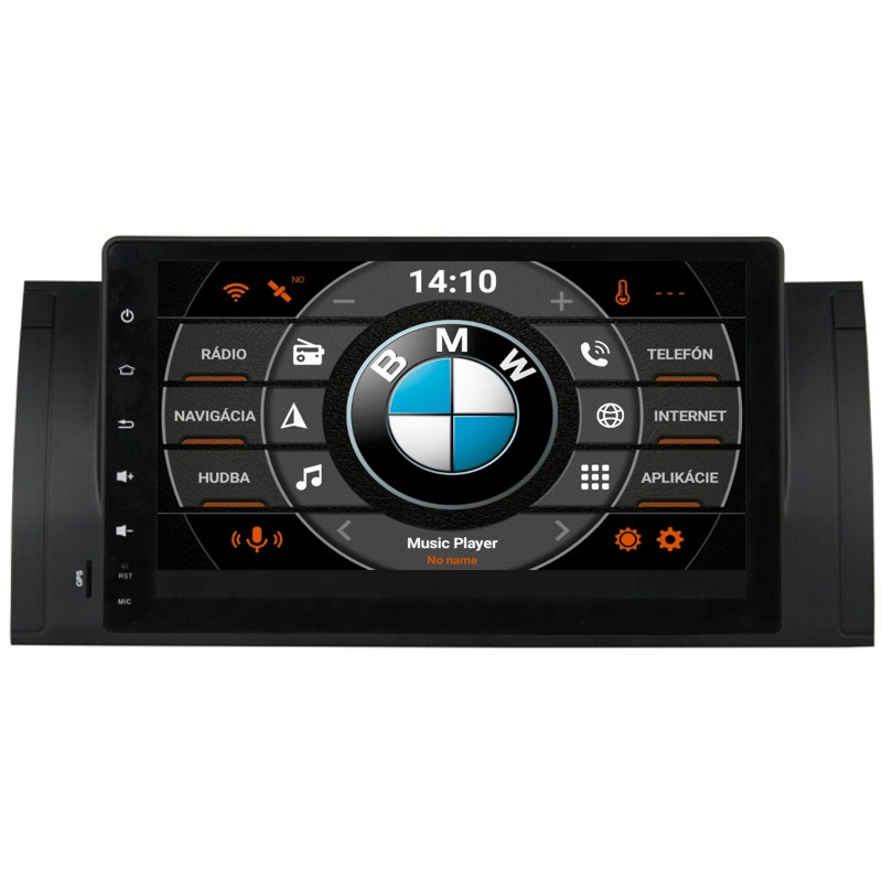 BMW X5 E53 Android 10 autorádio s WIFI, GPS, USB, BT